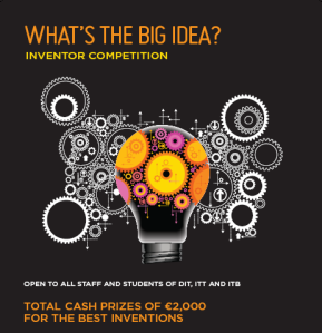 Whats the big idea - Competition