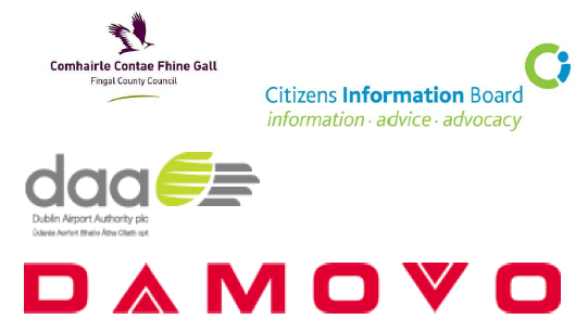 Some of the companies the LINC and the academic schools at the Institute of Technology Blanchardstown have worked with in developing and delivering specialised programmes.