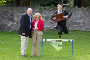 The Launch of AIB JumpStart 2013